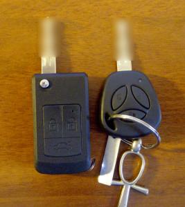 Сравнение ключей