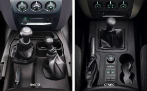 Внешние отличия раздаток УАЗ и Dymos