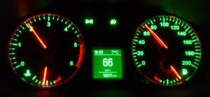 Пробег - 10000 км