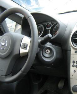 Руль Opel Corsa