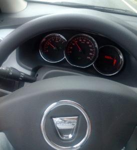 Руль Dacia (Renault) Sandero