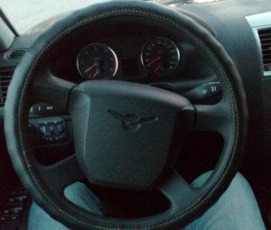 Удобная оплётка на руль
